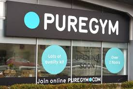 Another Pure Gym Completed