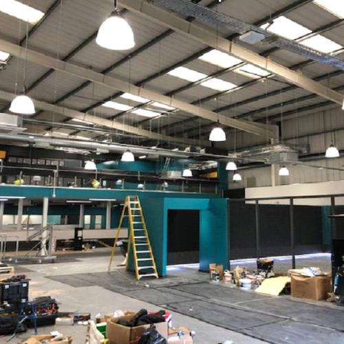 Another Pure Gym in progress
